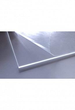 PMMA - Acrylglasplatte - 420x420x2mm