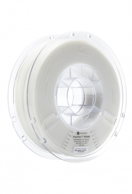 Polymaker - PolyFlex TPU90 - White - 1.75mm