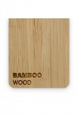 FLUX - Holzplatte - Beamo - Bamboo