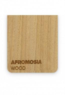 FLUX - Holzplatte - Beamo - Afromosia