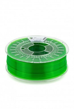 Extrudr - PETG - Transparent Green - 2.85mm
