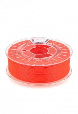 Extrudr - PETG - Neon Red - 1.75mm