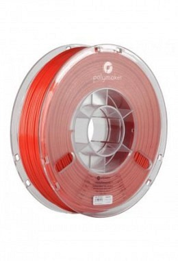 Polymaker - PolySmooth - Coral Red - 1.75mm